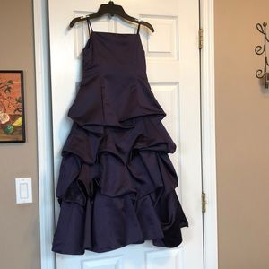Formal girl's gown